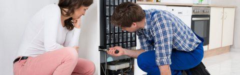 Service profesionist de reparatii frigidere